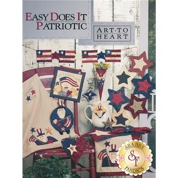 Easy Does It Patriotic Book