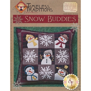 Snow Buddies Pattern - Timeless Traditions