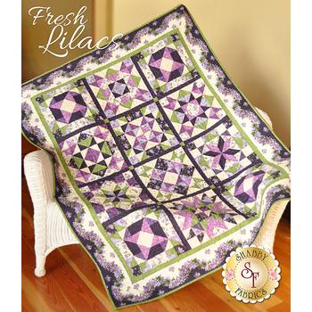 Fresh Lilacs Pattern