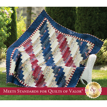 Standing Strong Quilt Kit