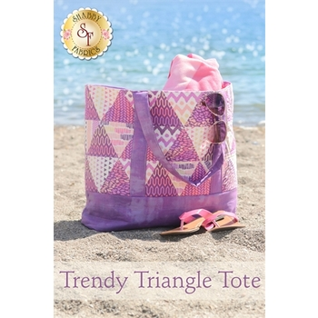 Trendy Triangle Tote Bag Pattern