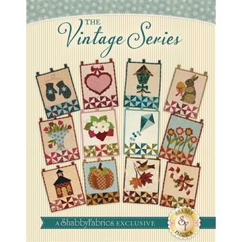 Vintage Series Wall Hangings - Set of 12 Patterns