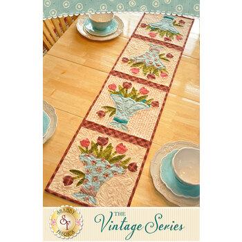 Vintage Series Table Runner - May - Pattern