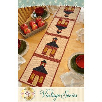 Vintage Series Table Runner - September - Pattern