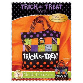 Trick or Treat Tote Pattern