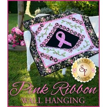 Pink Ribbon Wall Hanging Pattern