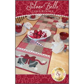 Silver Bells Table Runner Pattern