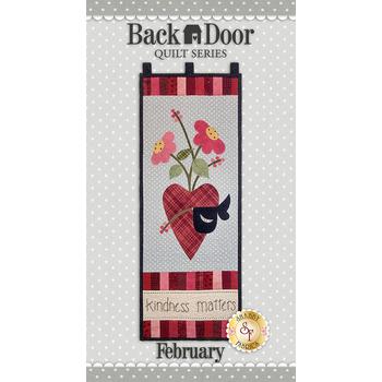 Back Door Wall Hanging - Kindness Matters - Laser Cut Kit