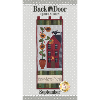 Back Door Wall Hanging - Family, Home, Friends - Laser Cut Kit