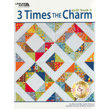 3 Times The Charm - Book 2