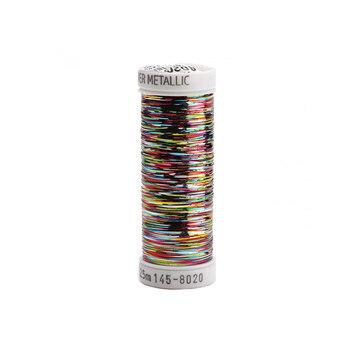 Sulky Sliver Metallic - #8020 Multicolor Vibrant Thread - 250yds