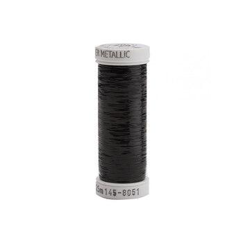 Sulky Sliver Metallic - #8051 Black Thread - 250yds