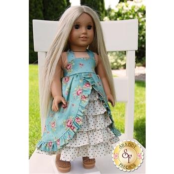 Dolly Tea Party Dress Pattern