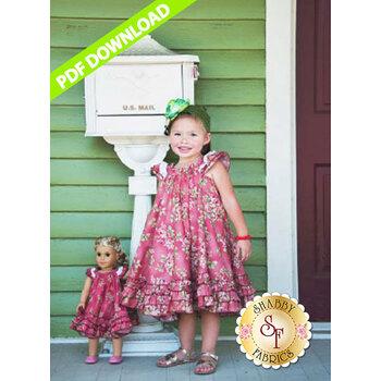 Swing Dress - PDF DOWNLOAD