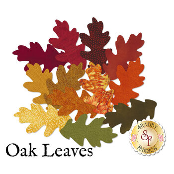 Laser Cut Oak Leaves - 4 Sizes Available!