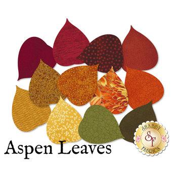 Laser Cut Aspen Leaves - 4 Sizes Available!
