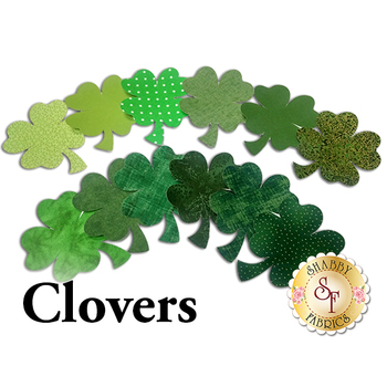 Laser Cut Clover - 4 Sizes Available!