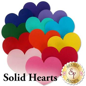 Laser Cut Solid Hearts - 2 Sizes Available!