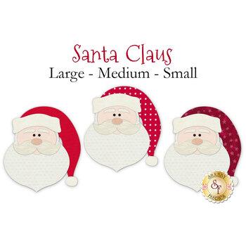 Laser Cut Santa Claus - 3 Sizes Available!