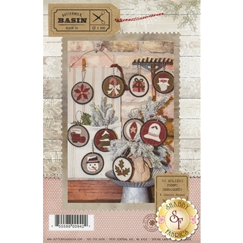 10 Holiday Penny Ornaments Pattern