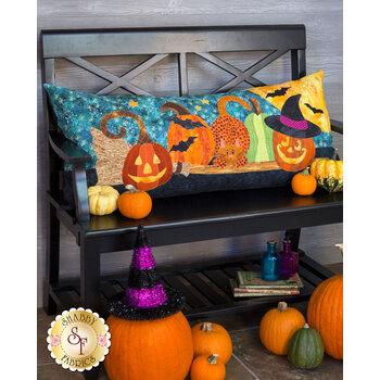 Halloween Patch Series - Pillow - Pattern