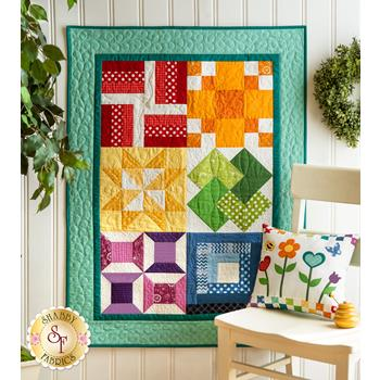 Learn To Quilt Series - Beginner Quilt Kit