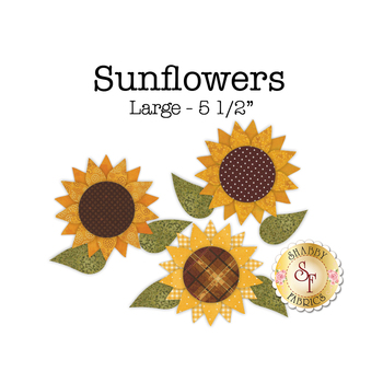 Laser Cut Sunflowers - 3 Sizes Available