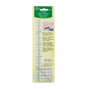 Clover Press Perfect Hot Ruler
