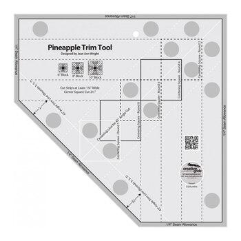 Creative Grids Pineapple Trim Tool #CGRJAW3