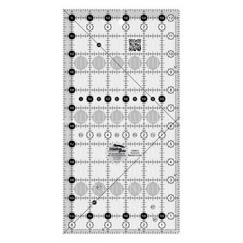 "Creative Grids - 6½"" x 12½"" Ruler #CGR612"
