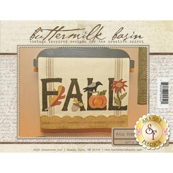 Fall Table Runner Pattern