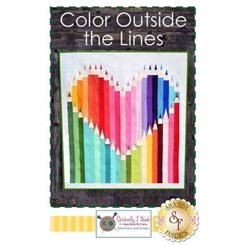 Color Outside The Lines Pattern