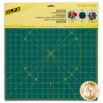 Olfa Spinning Rotary Mat 17