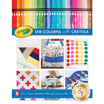Crayola Sewing Project Book