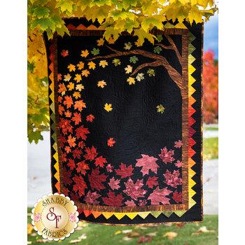 Autumn Allure Quilt Kit - Laser Cut