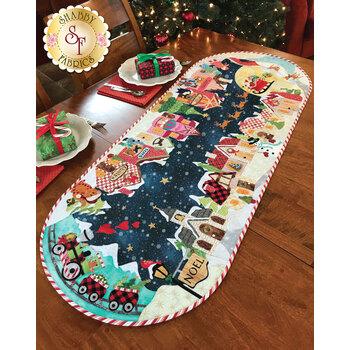 Christmas Eve - Table Runner - Laser Cut Kit