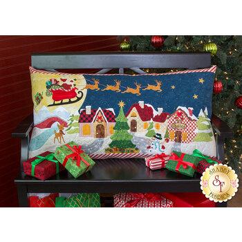 Christmas Eve - Pillow - Laser Cut Kit