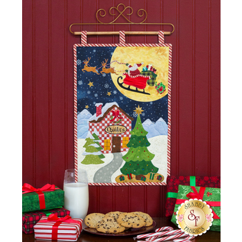 Christmas Eve - Wall Hanging - Laser Cut Kit
