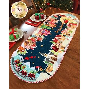 Christmas Eve Table Runner - Pattern