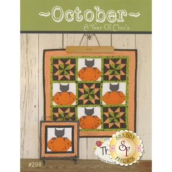 A Year of Mini's Pattern - October
