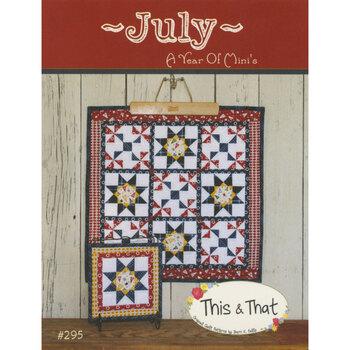 A Year of Mini's Pattern - July