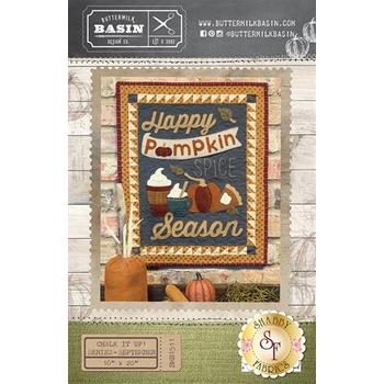 Chalk It Up! Series - September Pattern