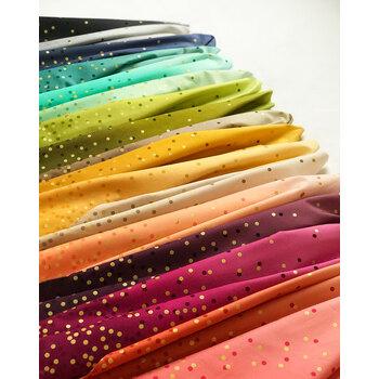 Ombre Confetti Metallic  20 FQ Set by Moda Fabrics
