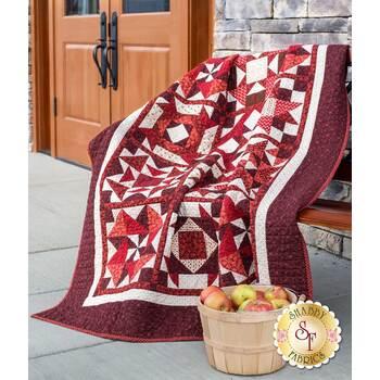 Berries & Blossoms Quilt Pattern