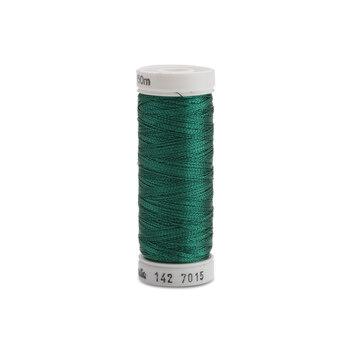 Sulky Original Metallic - #7015 Jade Green Thread - 165yds