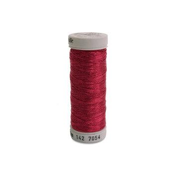 Sulky Original Metallic - #7054 Red Thread - 165yds