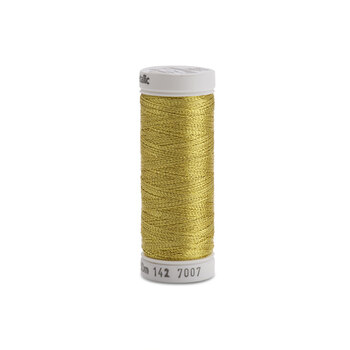 Sulky Original Metallic - #7007 Gold Thread - 165yds