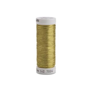 Sulky Original Metallic - #7004 Dk. Gold Thread - 165yds