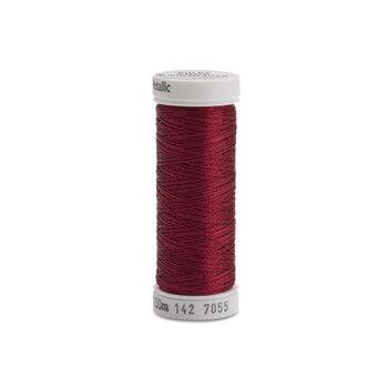 Sulky Original Metallic - #7055 Cranberry Thread - 165yds
