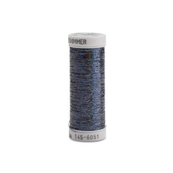 Sulky Holoshimmer Metallic #6051 Arctic Black 250 yd Thread